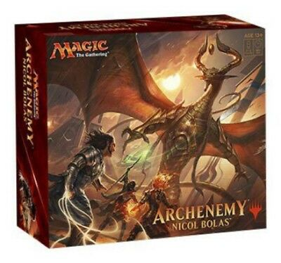Magic Archenemy Pack Nicol Bolas Englisch Magic the Gathering MTG Decks Box Card