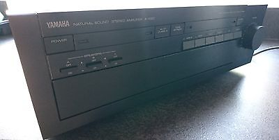 Yamaha A-1020 Monster Top Stereo Amplifier