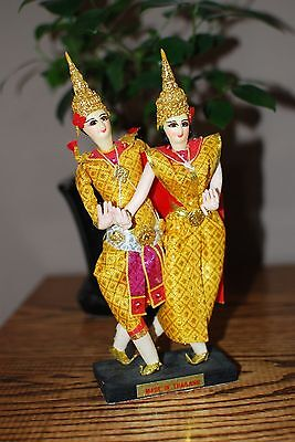Dolls from Thailand