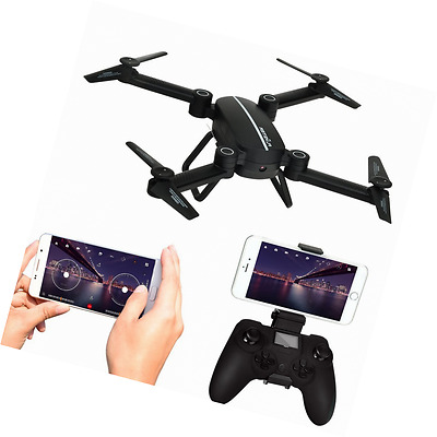 Kingtoys Skyhunter RC Quadcopter Drone Foldable Drone with WiFi 720P HD Camera L