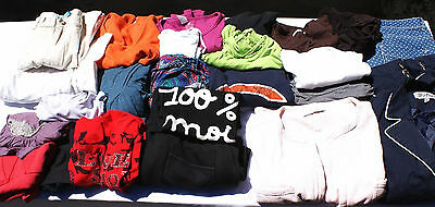 N°36 Gros Lot 24 Vetements Femme Taille 38