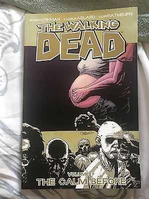 The Walking Dead Volume 7 The Calm Before (TP trade Paperback Comic)