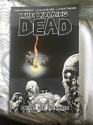 The Walking Dead Volume 9 Here we Remain TP Trade Paperback