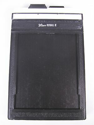 Lot of 6 Lisco Regal II 4x5 Photography Large Format Film Back Holder |  E-0704