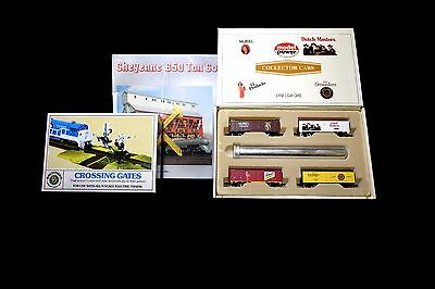 Set New in Package N Scale Bachmann Model Power IHC Train Accessories Cars D3