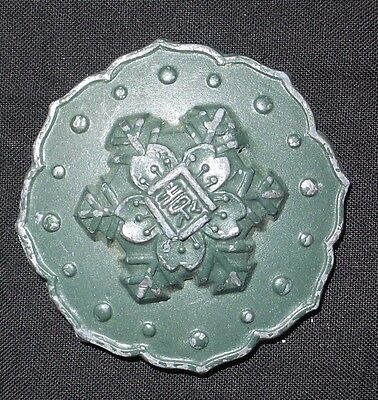 Vintage Japanese Metalwork  (Paper Weight)