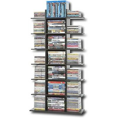 Atlantic Como Multimedia Storage Tower 23635743
