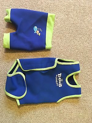 Swim Nappy And Baby Wetsuit
