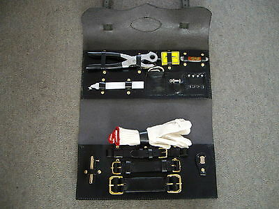 Spares Case For Carriage Driving Harness