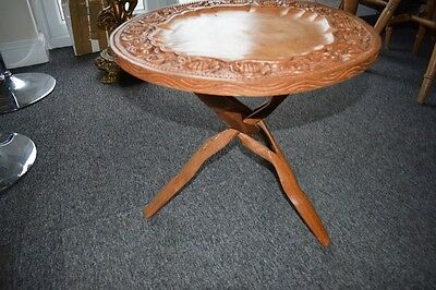 Rare Carved  Table Burma