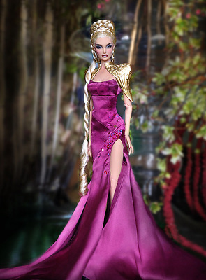 Kingdom Doll Pink Guinevere Dress from Camelot Event - MINT - KD - RARE