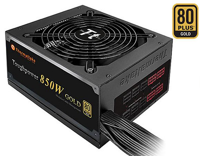 Thermaltake TOUGHPOWER 850W 80 PLUS GOLD ATX Semi Modular Power Supply