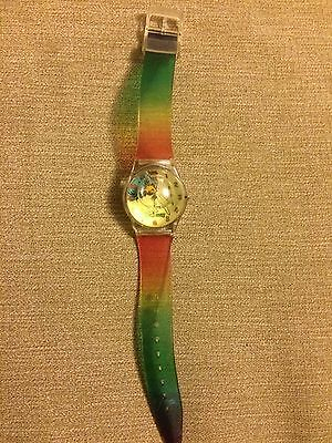 Rare Dr Seuss One Fish Two Fish Red Fish Blue Fish Water Watch