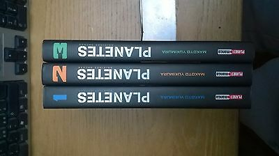 PLANETES, completo 1-3