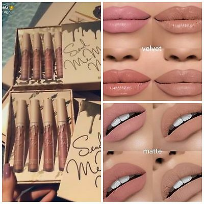 KYLIE JENNER LIP KIT ❤VACATION EDITION❤ LIPSTICKS ROSSETTI PALETTE Highlighter