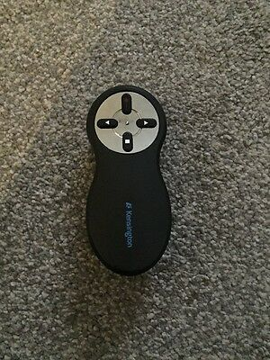 Kensington Wireless Presenter with Red Laser Pointer (USB)