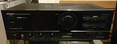 Ampli ONKYO A 8000  STEREO INTEGRATED AMPLIFIER