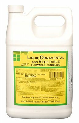 Liquid Ornamental And Vegetable Flowerable Fungicide - Gallon