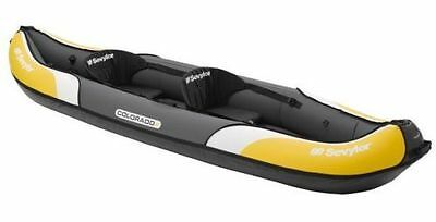 New in Box, Sevylor Colorado Inflatable Kayak cost £300!