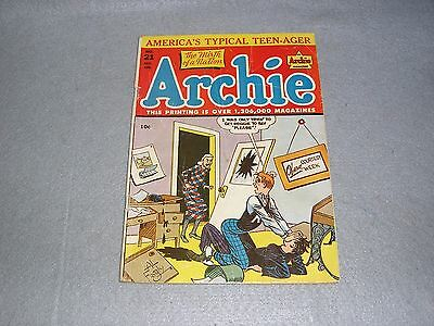 RARE Archie Comics No. 21 July-Aug 1946 1st First Edition COMPLETE FAIR TO GOOD