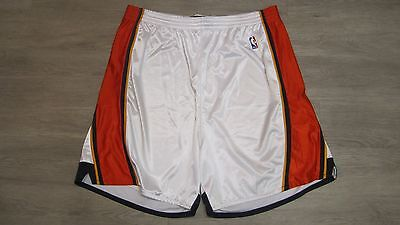 Game Worn/Used Chris Webber Golden State Warriors shorts