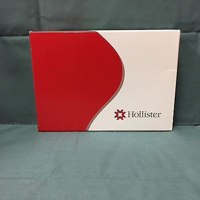 Hollister New Image Drainable Pouch Transparent Ref 18133 box of 6*