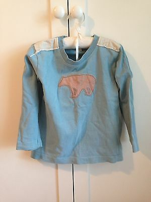 Seed boys long sleeve T / top / jumper, size 5-6