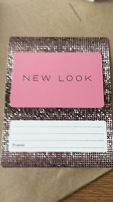 New look Voucher £10