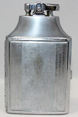 Vintage Ronson Mastercase 1940s Cigarette Holder Lighter - Engraved