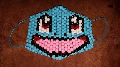 Squirtle Bead Mask (Large)