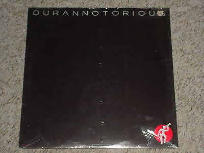 SEALED UNUSED 12 inch  single record Duran Duran Notorious 45rpm capitol HP