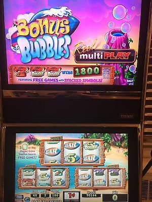 IGT AVP Software Bonus Bubbles