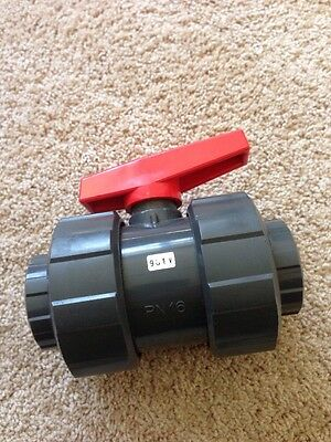 Plasson PE Ball Valve Pressure Rating PN 16 With Instructions