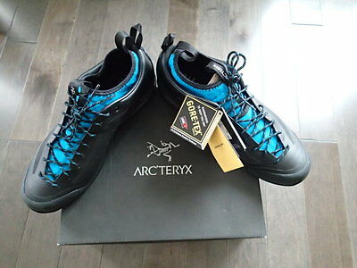 NEW Men's Arcteryx Acrux² GTX FL Approach Shoe Sz 10 Color Black - Big Surf