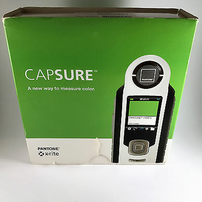 X-Rite Capsure RM200-PT01 Color Matching Pantone with color guide Fashion Home