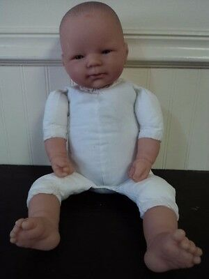 Berenguer Cloth And Vinyl Baby Doll 20""