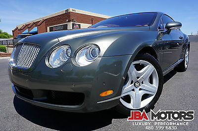 2006 Bentley Continental GT 06 Bentley Continental GT Coupe Clean CarFax! 2006 Bentley GT Coupe Cypress over Saddle ONLY 36k like 2004 2005 2007 2008 2009