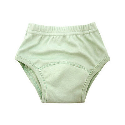 Pea Pods Training Pants - Medium - Green