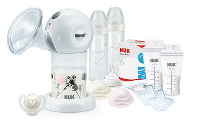 NUK Breastfeeding Starter Set