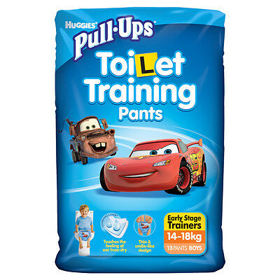 Huggies Pull Ups Early Boy - 13 Pack