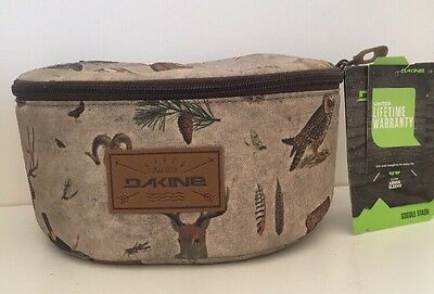 Dakine Stash Goggle Case Bag, Trophy