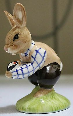 Royal Doulton Bunnykins - 'Tom' - DB72 - Selling out a bargain price - One only.
