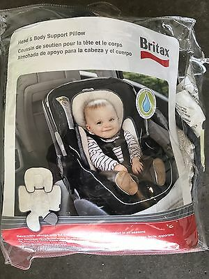 Britax Head And Body Pillow Support NEW