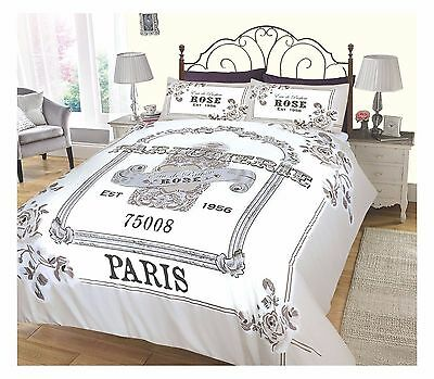 New Perfumeries Duvet Set Bedding Quilt Covers Set With Pillowcase All Sizes