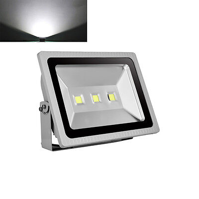 300W LED Floodlight Security Garden Lamp IP65 Outdoor Lamp Light Cool White