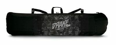 Drake Padded Travel Black Snowboard Bag Snow Free Delivery Australia