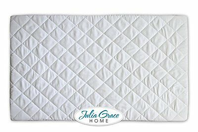 Pack n Play Crib Mattress Cover by Julia Grace Home | FAST SHIPPING !