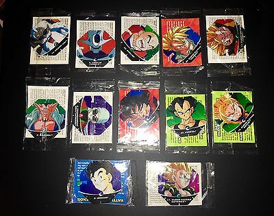 Dragon Ball Z Series 2 Tazos Sealed And Unsealed