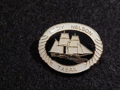 Lady Nelson - Tasail - Badge