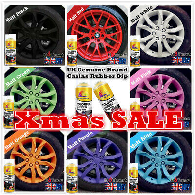 Rubber Paint CAR8 Plasti Dip Coat Rubber Spray Paint Removable Rim Plasti Dip